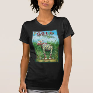 G.O.L.F GREATEST OF LIFE'S FRUSTRATIONS T-Shirt