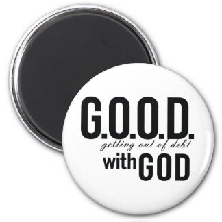 G.O.O.D. with GOD Magnet