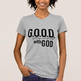 G.O.O.D. with GOD T-Shirt