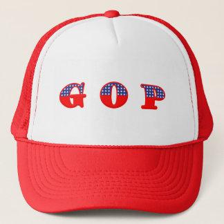G O P TRUCKER HAT