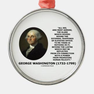 G. oficina elevada atavíos externas de Washington Adorno Para Reyes