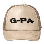 G-PA (abuelo) Gorros Bordados