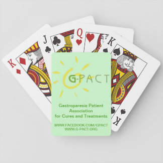 G-PACT Playing Cards