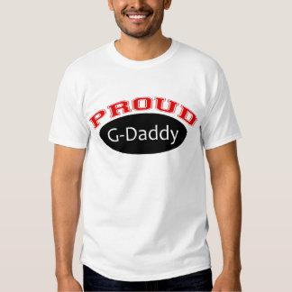 G-Papá orgulloso Camisas