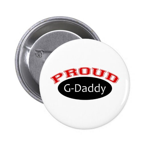 G-Papá orgulloso Pins