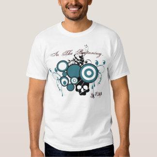 G-playa - In The Beginning... T-shirt