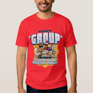 G.R.O.U.P. Projects - Chimney Chickens Men's Tee