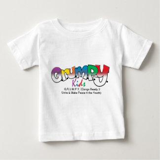 G.R.U.M.P.Y. Camiseta Polera