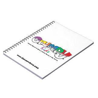 G.R.U.M.P.Y. Cuaderno de los niños