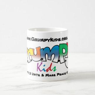 G.R.U.M.P.Y. Taza de los niños