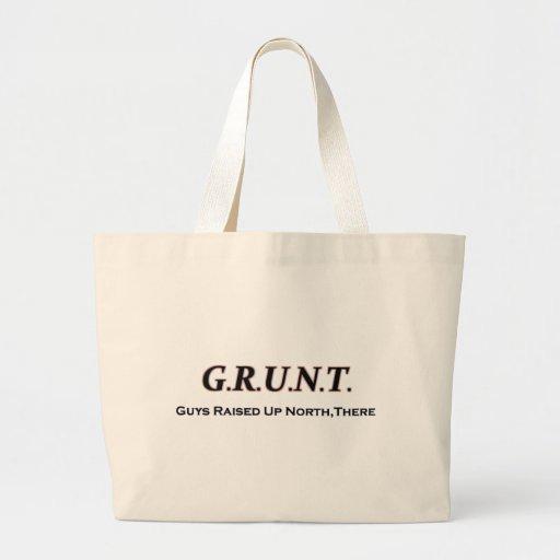 G.R.U.N.T. (Individuos educados encima del norte,  Bolsa