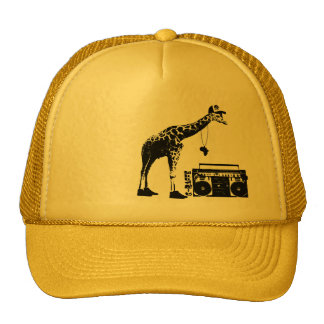 G-RAFFE TRUCKER HAT