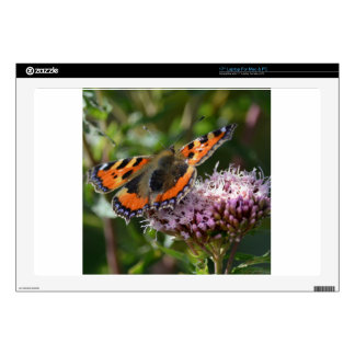 """G_red_admiral_001 Skin For 17"""" Laptop"""