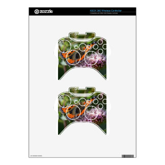 G_red_admiral_001 Xbox 360 Controller Skin