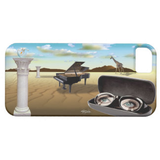 G Sharp - Surrealism by Cheryl Daniels iPhone 5 Cover