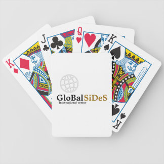 G-Sides deck of cards. Bicycle Playing Cards