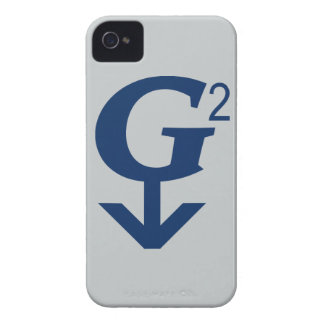G-Squared Great Grandfather Symbol iPhone 4 Cover
