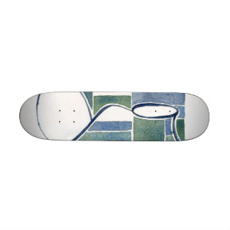 "G-String Ripper - Designer 71/4"" Deck Skateboard"