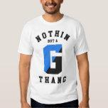 G Thang Carpet - Blue T-Shirt