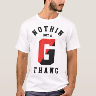 G Thang Carpet - Red T-Shirt