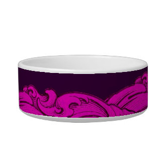 G - The Falck Alphabet (Pink) Bowl