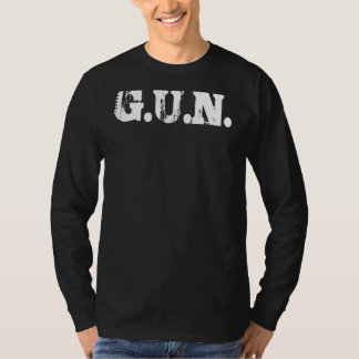 G.U.N. Acronym T-Shirt