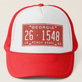 GA63 TRUCKER HAT