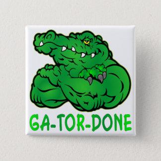 Ga-Tor-Done Gator Button