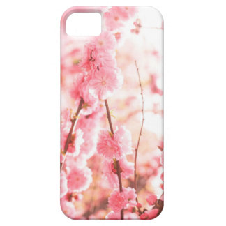 GA YOUNG - FLOWER DESIGN PINK1 iPhone 5/5S iPhone SE/5/5s Case