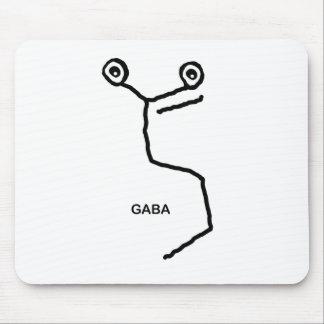 GABA Neurotransmitter Mouse Pad