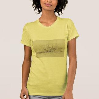 Gabarras por la cruz de Enrique-Edmundo Camisetas