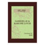 Gabby Favor Cards Business Card