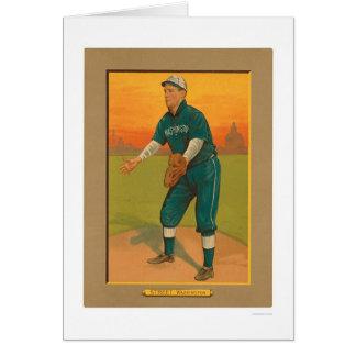 Gabby Street Washington Baseball 1911 Card