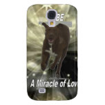 Gabe, A Miracle of Love Galaxy S4 Case