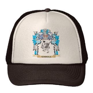 Gabell Coat of Arms - Family Crest Trucker Hat