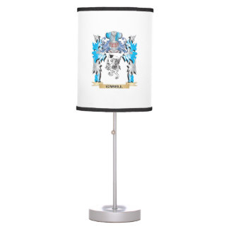Gabell Coat of Arms - Family Crest Lamp