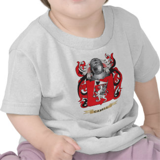 Gabell Coat of Arms (Family Crest) Tee Shirts