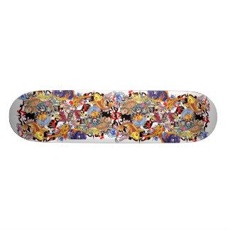 Gabilicious - Fantasy Land Skateboard