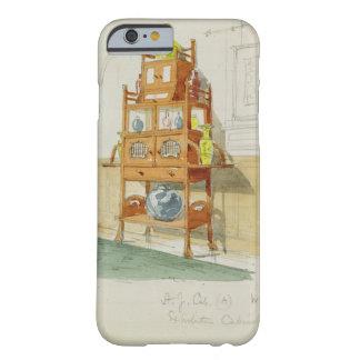Gabinete de la exposición, c.1860s-70s (w/c y funda para iPhone 6 barely there