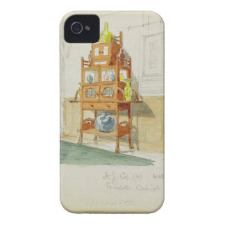 Gabinete de la exposición, c.1860s-70s (w/c y iPhone 4 carcasas