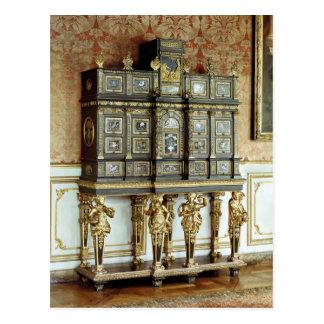 Gabinete de la joyería de Louis XIV, taller de los Tarjetas Postales