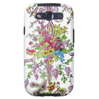 Gabinete de señora de Marie Antonieta Samsung Galaxy S3 Carcasas