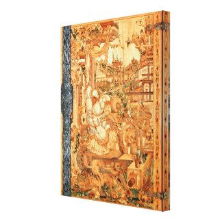 Gabinete de Wrangelschrank, 1566 Lienzo Envuelto Para Galerias