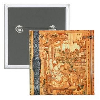 Gabinete de Wrangelschrank, 1566 Pin Cuadrado