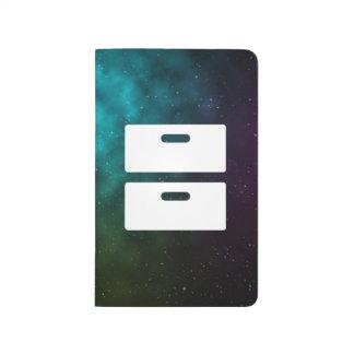 Gabinetes de los muebles gráficos cuaderno grapado