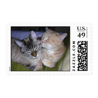 Gable and Isabelle Green Stamp