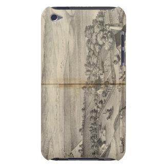 Gable Bros farm iPod Touch Case-Mate Case