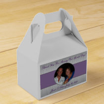 Gable Favor Box