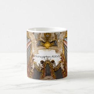 Gabler pipe organ coffee mug