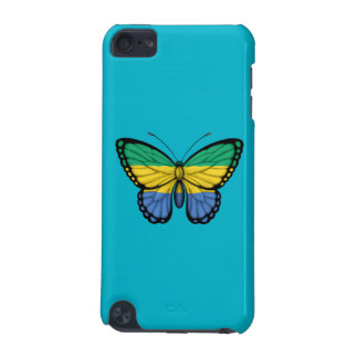 Gabon Butterfly Flag iPod Touch 5G Cases